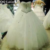 Fairy Tale Strapless Wedding Gown $239.70