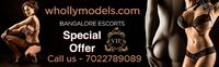 Are you looking for genuine call girls in Bangalore? VIP and high class independent sexy call girl service available 24/7 for you in your budget.  https://www.whollymodels.com/call-girls-in-bangalore.php