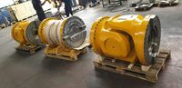 Green gear universal shaft 24.jpeg Green Gear transmissioni is working on universal Steel mills, universal Paper mills, Continuous casting steel plants and all type making universal shafts etc.