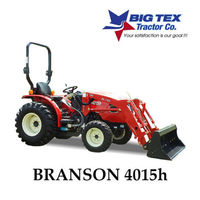 Buy now Branson 4015R tractor with the great deal in the USA from Big Tex Tractor Co. For more information visit at- https://bigtextractor.com/product/bransontractors/branson-4015h/