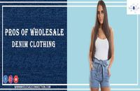 Pros of Wholesale ripped denim  Wholesale denim clothing is the perfect choice for opening a new clothing business. Know how to streamlined when you choose wholesale Denim clothing.  http://wholesaleconnections-uk.blogspot.com/2021/04/pros-of-wholesal...