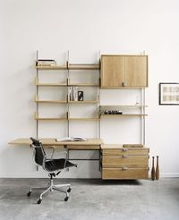 Check out the As4 Modular Furniture System in Bookcases & Shelving, Furniture from Atlas Industries for 981.00.