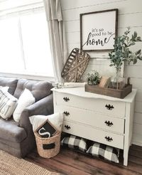 Farmhouse Living Room |
