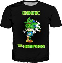 chronic the hemphog 911trainwreck $29.00