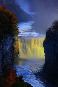 Amazing-View-of-Genesee-River-USA