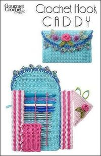 Crochet Hook Organizer Pattern
