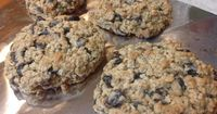 Last night my sweet tooth kicked in and all I could think about was my husbands famous oatmeal chocolate chip cookies and I am not a cookie person! I said something to him but was really hoping he wouldn't make them because I knew I would be in trou...