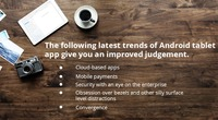 Trends In Android Tablet App