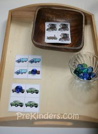Here are some Transportation same and different cards to help kids build visual discrimination skills. These skills help children identify letters, numbers, and