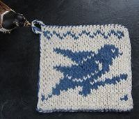 Ravelry: Double Knit Bird Dishcloth HotPad Lessons pattern by Margaret MacInnis
