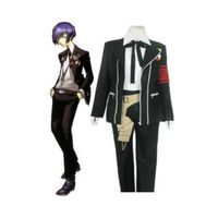 Persona 3 Cool Cosplay Costume