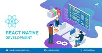 We are a leading React Native App Development Company we build intuitive cross-platform mobile app solutions for both Android & iOS. Our experienced React developers are best in creating fast & efficient mobile applications that work amazingly on ...