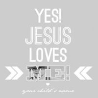 A personalized book for your children letting them know how much Jesus loves them! lifeasyouliveit.com » blog