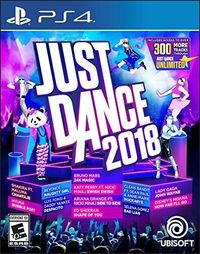 Just Dance 2018 - PlayStation 4 $29.99