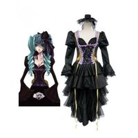 Vocaloid Hatsune Miku Cosplay Costume for sale
