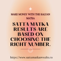 Don't wait, download the satta matka app and start betting today!  Visit website & download the app: www.sattamatkaresults.co  Download App: https://bit.ly/3AglT3U