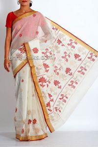 online shopping for kota tissue silk sarees are available at www.unnatisilks.com