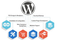 Skenix Infotech delivers high-quality WordPress Web Development to global clients as they need skillful, expert, and supportive WordPress developers who are qualified to produce robust and effective WordPress Web Applications. Skenix Infotech is an experi...