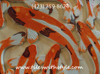 wildfire koi fish sliced pebble mosaic shower floor ceramic tiles - Copy.jpg