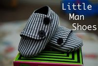 8 darling baby shoes with free tutorials showing you how to make them!