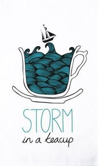 I feel like this is BREE (lol autocorrect). They want to turn her into a lady of the court (teacup!), but dude no, she is a raging storm that can't be tamed.