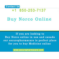 Buy Norco online in canada without prescription.Free overnight delivery available within USA. other pain medication available for sale- Pain medication-Oxycontin,Hydrocodone,Percocet,Norco,opana,Adderall etc Sleeping pills-Ambien,lunesta etc anxiety p...