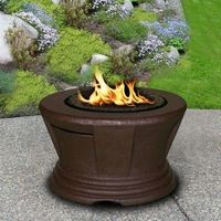 Fire Pits from California Outdoor Concepts - Patio Pleasures in 6 different styles and many colors!