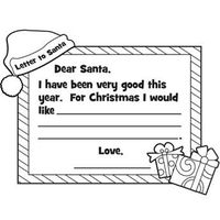 FREE!!! Dear Santa letter, different ones to pick from : )