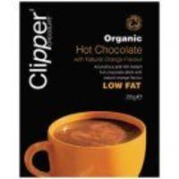 Clipper Teas Clipper Orange Chocolate Drink 28G 28 grams organic Clipper Orange Chocolate Drink.This product is suitable for a gluten free diet. http://www.comparestoreprices.co.uk//clipper-teas-clipper-orange-chocolate-drink-28g.asp
