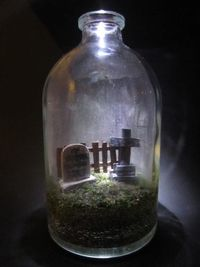 Posts Similar To Halloween Terrarium Graveyard Juxtapost