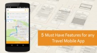 5 Must Have Features for any Travel Mobile App