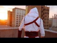 Assassin's Creed Meets Parkour in real life Madly Awesome!! This Dude is awesome!