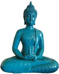 "Sitting Buddha Statue 12"" $52.95 http://www.theancientsage.com"