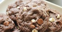 Hey guys! It's Adell from Baked in AZ. How have you all been? I am excited to share an easy cookie recipe with you today. It's always fun to guest post over her