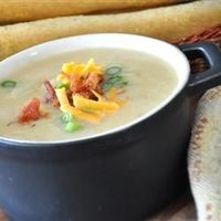 Baked Potato Soup Recipe-- have been making this for years! Our favorite!