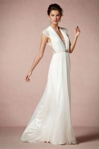 Ortensia Gown from BHLDN. Book your appointment to try it on during our traveling trunk show: http://ow.ly/kPSOa