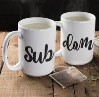Sub a special gift for the submissive lover $15.95