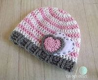 Ravelry: Hearts and Stripes Forever pattern by Christina Ramirez