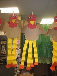 Mrs. Miner's Kindergarten Monkey Business: Gobble Up This Free Turkey Pattern as a Thank You