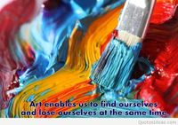 art quote hd