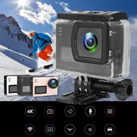 2.0inch Touch Screen Action Camera WIFI Ultra HD 4K Waterproof Camcorder Sport