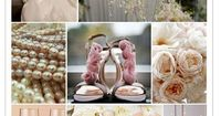 """Choosing a soft color palette for your wedding is not only strikingly romantic, but timeless. It just screams elegance! The newest soft color trends for 203 are calling for combined hues in peach, pink, nude and grey �€"""" everything from the bri..."""