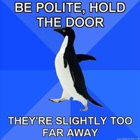 See more 'Socially Awkward Penguin' images on Know Your Meme!