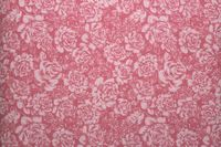 Fabric Traditions / Pink Roses $8.99