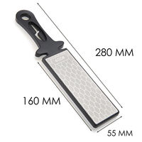 Double Side Sharpening Stone 400/1000 Grit Whetstone Chef Kitchen Home Tool ILS69.00