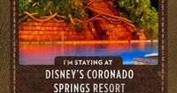 Walt Disney World Planning Pins: Relive the romance of Spanish-colonial Mexico as you follow in the footsteps of explorer Don Francisco de Coronado at this Resort hotel. Find your own mythical city of gold in a Southwestern-themed haven of brightly colore...