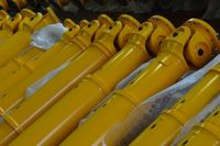 Green gear universal shafts 18.jpg Green Gear transmissioni is working on universal Steel mills, universal Paper mills, Continuous casting steel plants and all type making universal shafts etc.