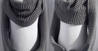 DIY Ideas: Recycling Old Sweaters   Fashion Fantasy - Photography, News and Models