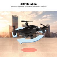 KOOTAI X115HD 720P 90° Adjustable Camera Wifi FPV Drone