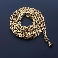 Gold Cage Style Chain £8.99